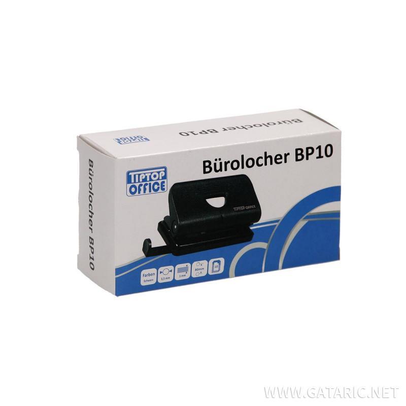Bušač Papira ''BP10'', Plastika