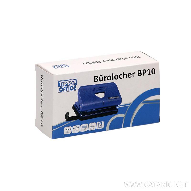 2-Hole Punch ''BP10'', Plastic