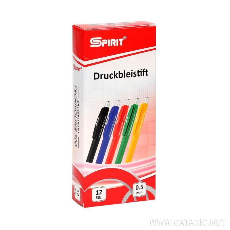 Mechanical Pencil ''Technoline 700'' 0.5mm, 1/1