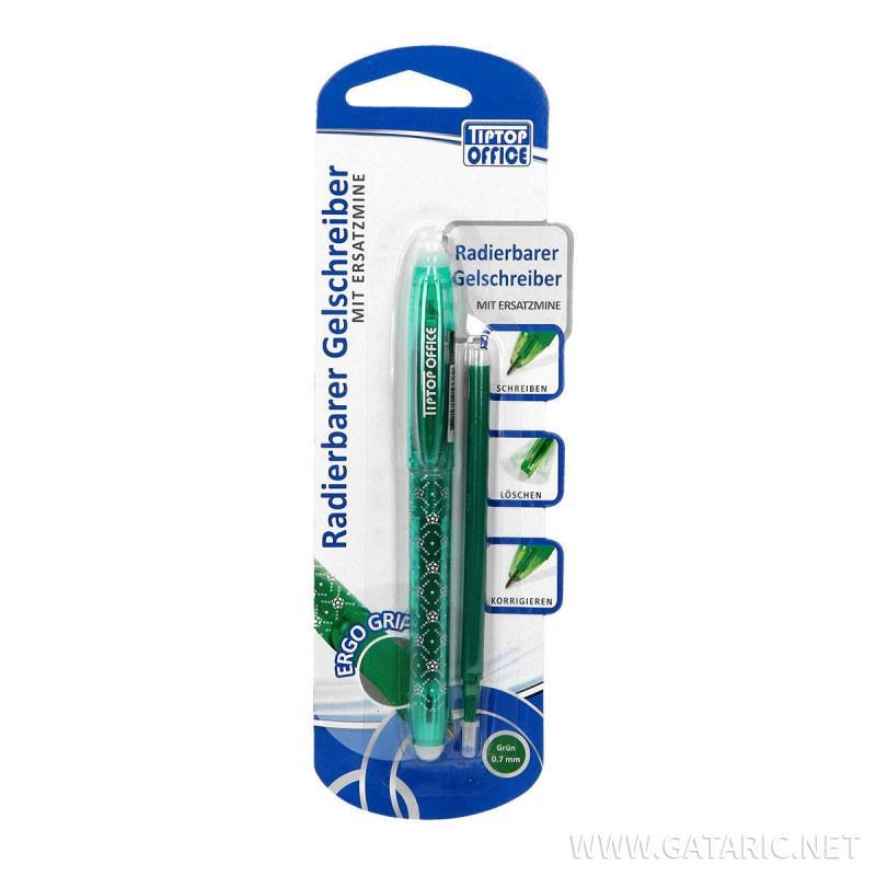 Gel olovka i patrona ''X-Pen'' piši/briši, 0.7mm