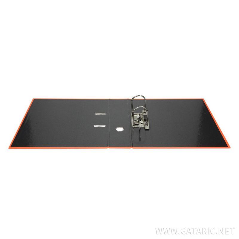 Leder Arch File ''Premium'' PP A4, 7.5cm