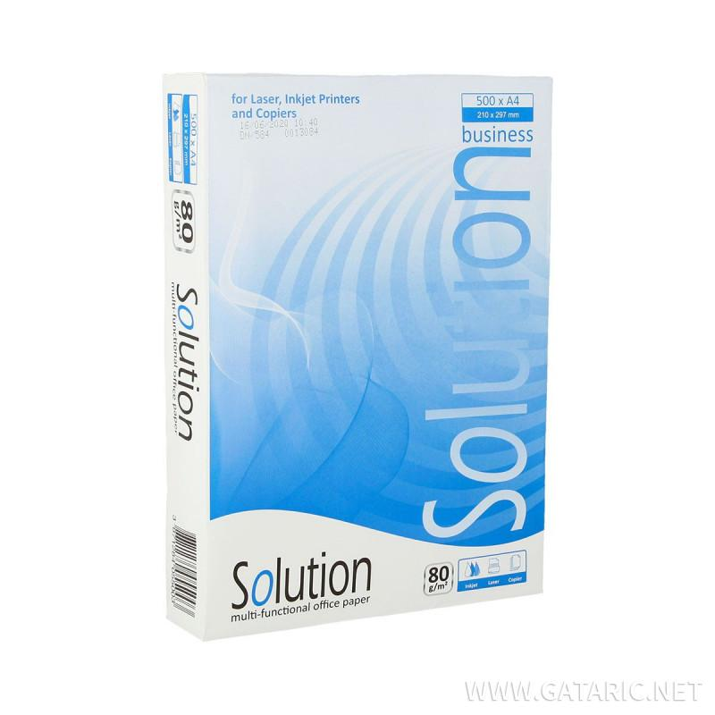 Fotokopirni papir ''Solution'' A4, 80g