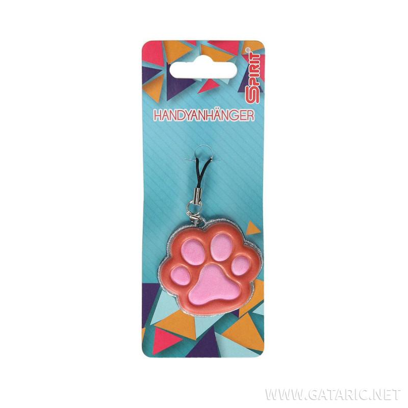 Hanging charm ''Dogs Pad''