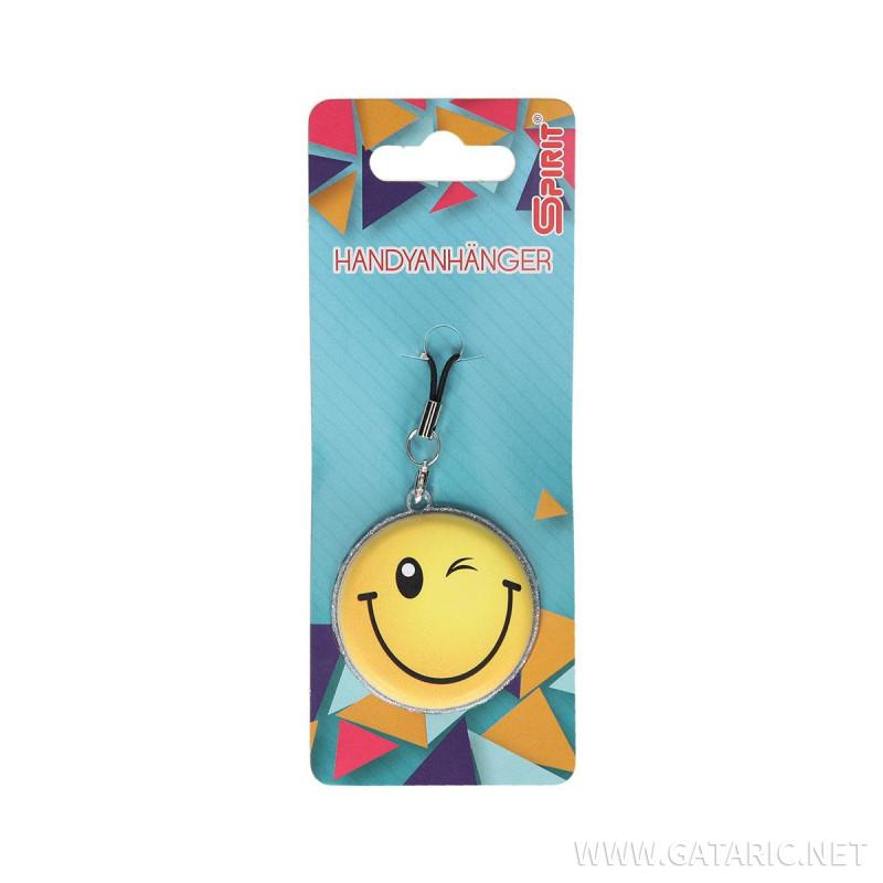 Hanging charm ''Smile Icon''