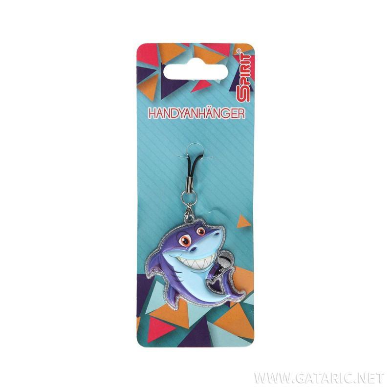 Hanging charm ''Shark''