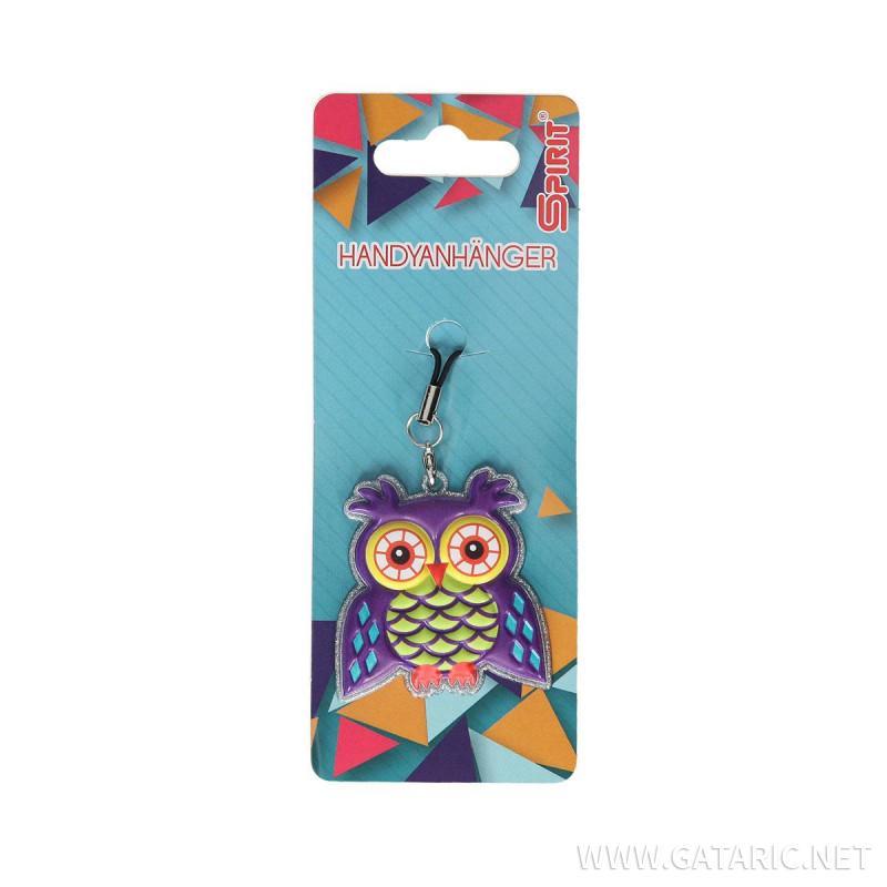 Hanging charm ''Owl''