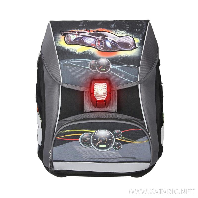 Torba set ''Sport car'', LED kopča