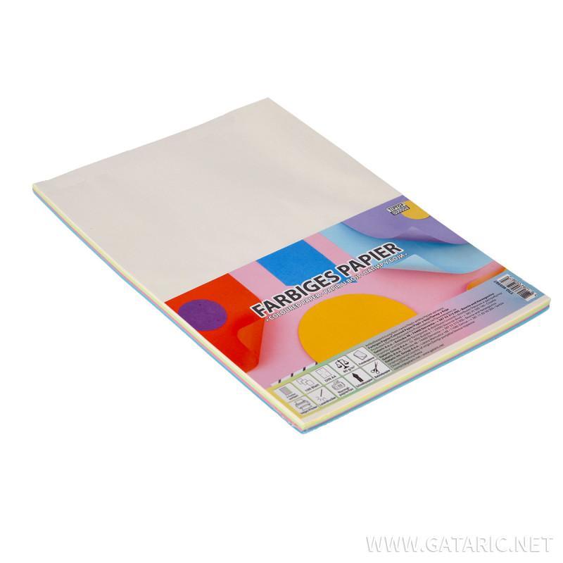 Papir u boji A4 100/1