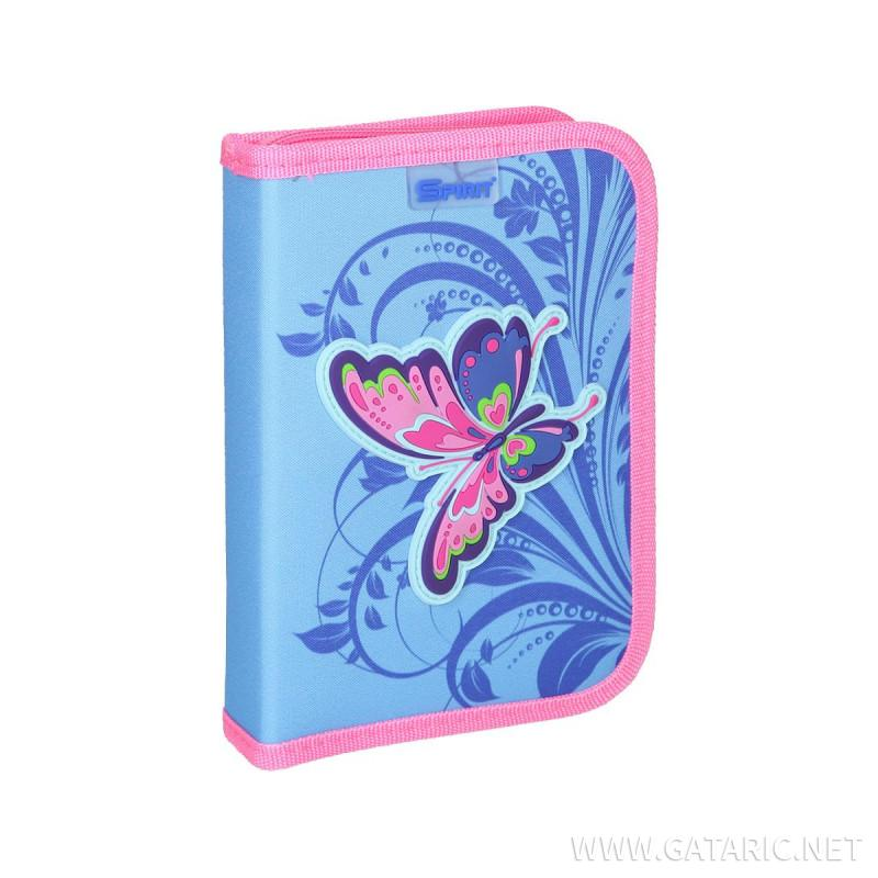 Pernica 3D ''BUTTERFLY PINK''