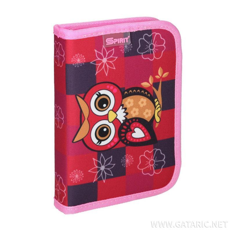 Pernica ''OWL RED'', 1 zip