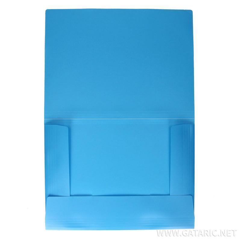 Fascikla 3 klapne & 2 elastične gume, A3