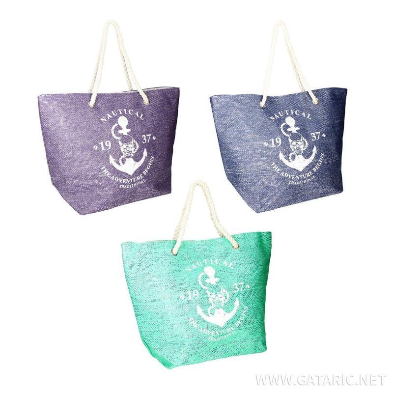 Beach bag ''Nautical''