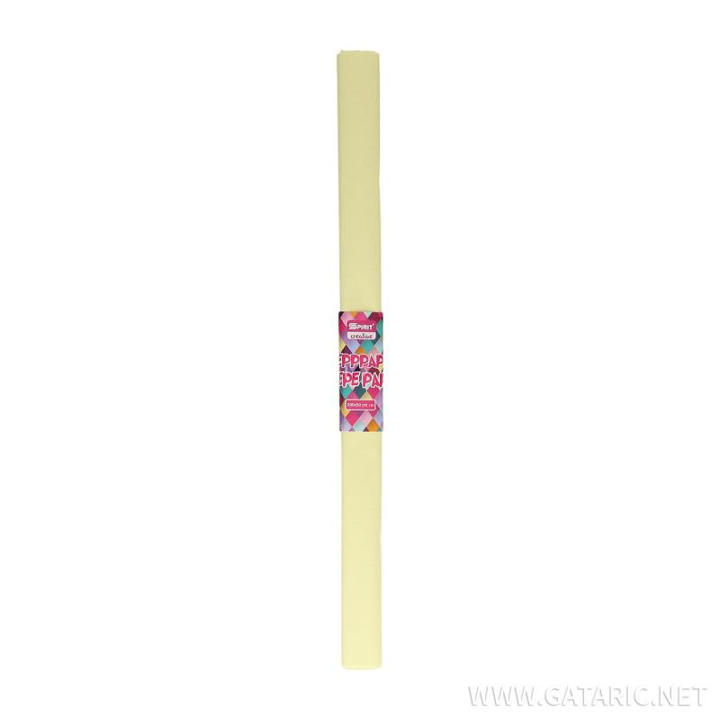 Crepe paper ''Standard'', 200x50cm