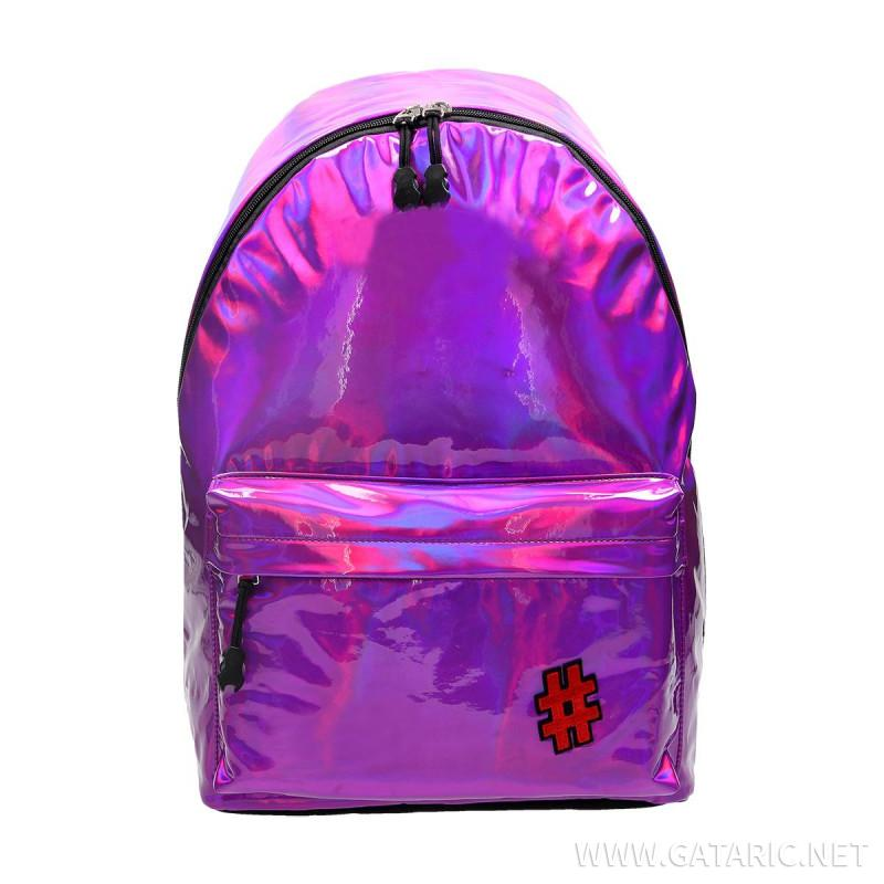 Backpack ''METALLIC PURPLE''