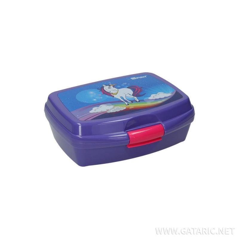 Lunch box ''UNICORN'' 550ml