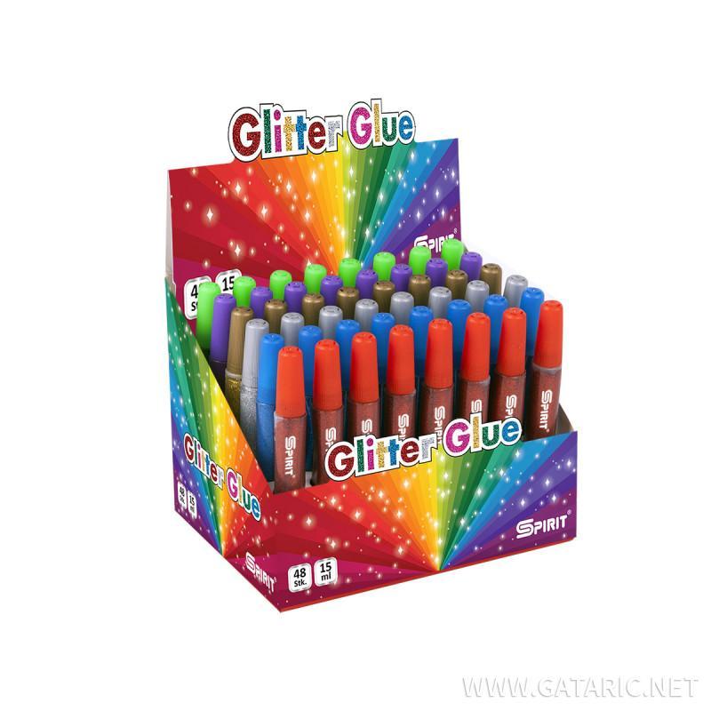 Glitter Glue, 15g