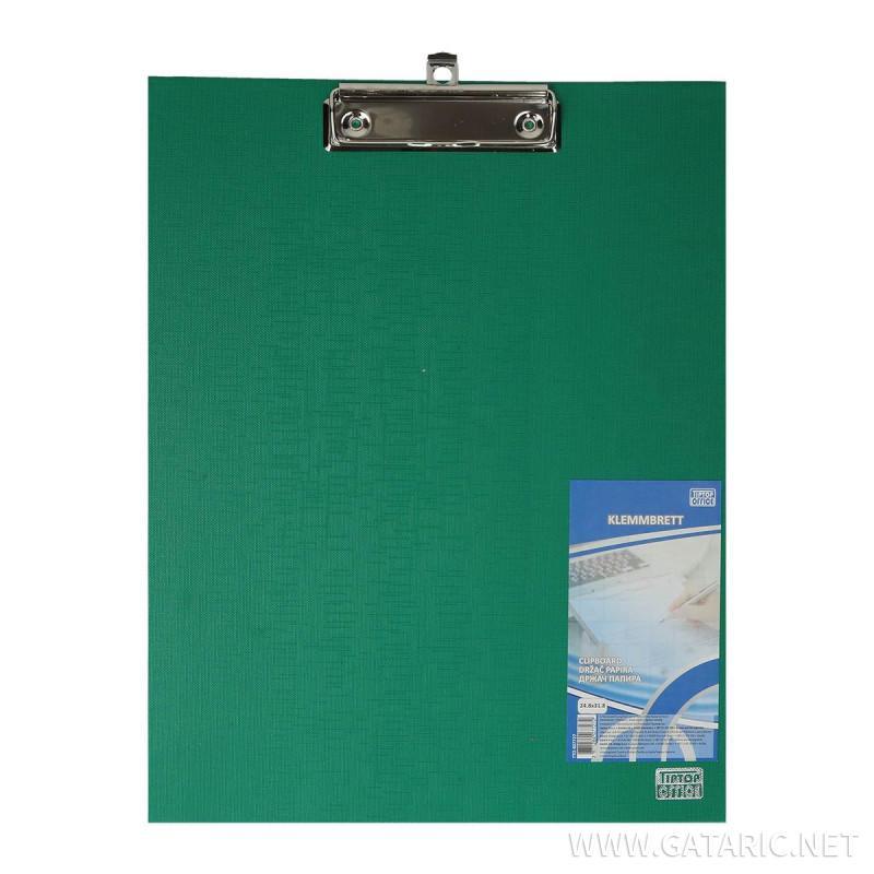 Clipboard ''Premium'' , PP 24.8 x 31.8cm
