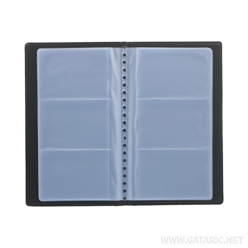 Business Card Holder, PP 120 pcs