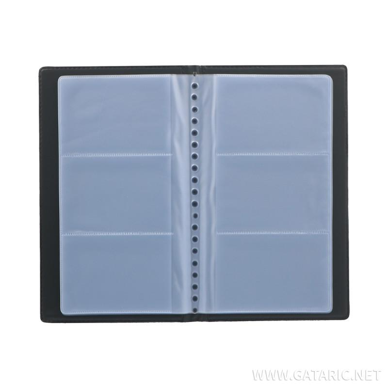 Business Card Holder, PP 240 pcs