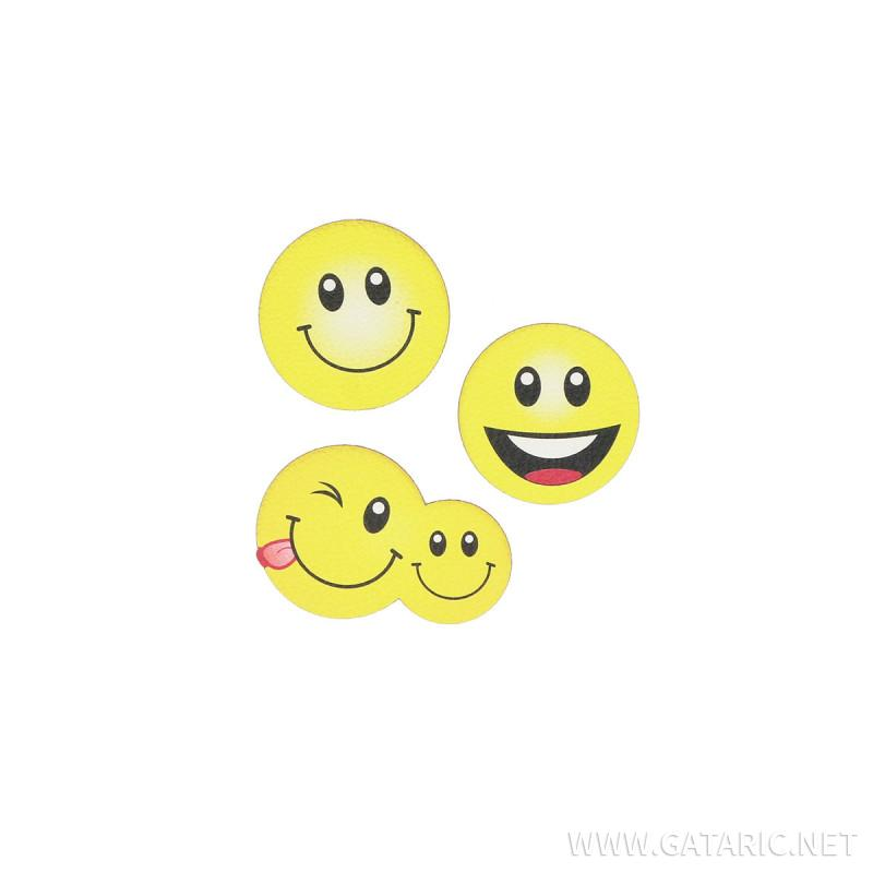 Sticker ''Emoticons'' Patch Me 4/1