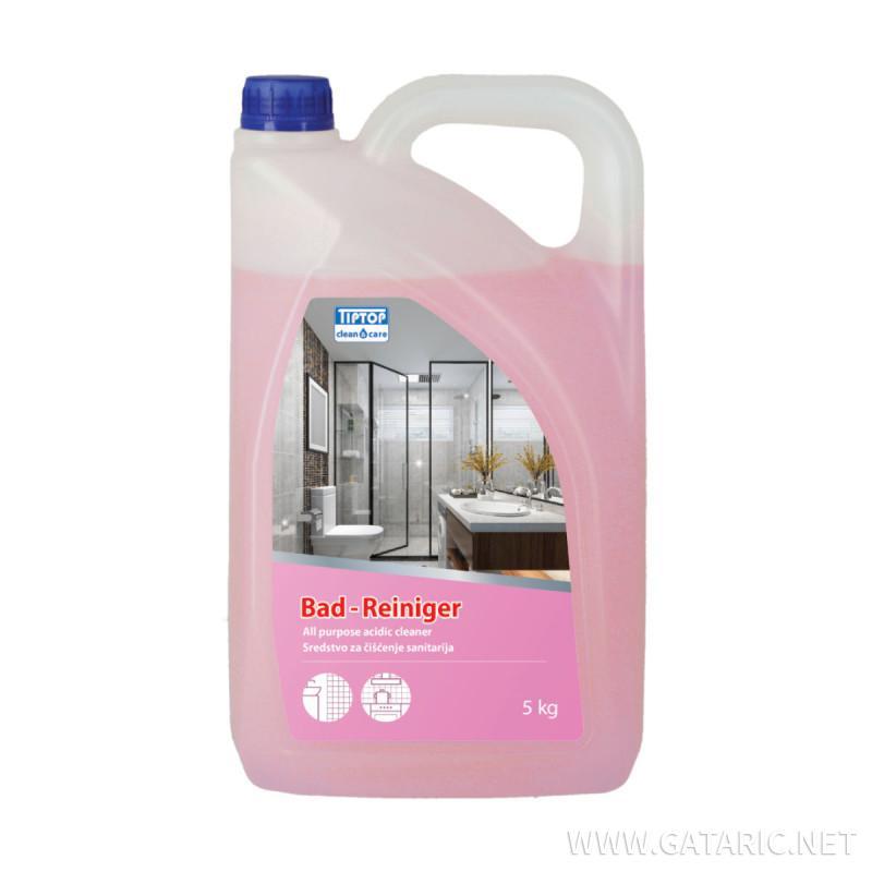 Sredstvo za čišćenje sanitarija San Sanitar 5kg