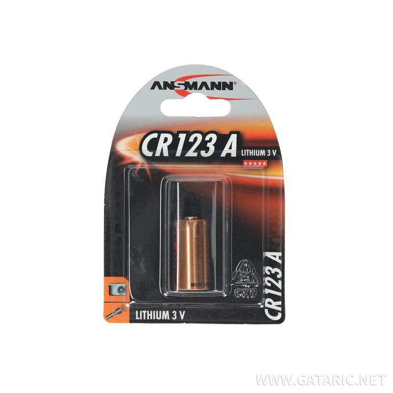 Litijumska baterija