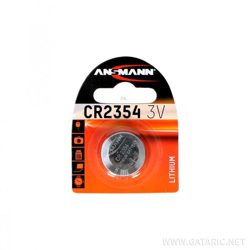 Lithium Knopfzelle CR2354