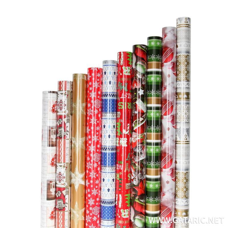 Ukrasni papir ''CHRISTMAS