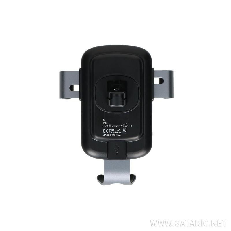 Wireless punjač/nosač za automobil ''H325''