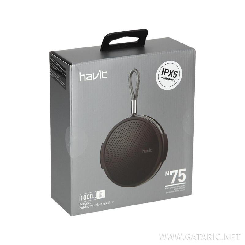 Bluetooth zvučnik ''HV-M75''