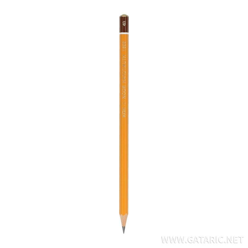 Drvena olovka 4B