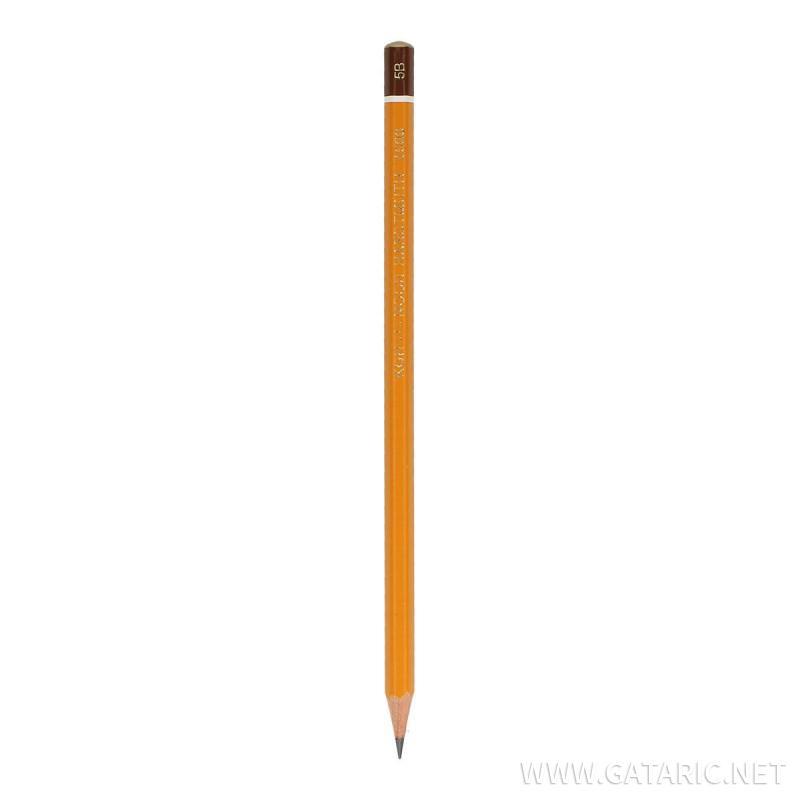 Drvena olovka 5B