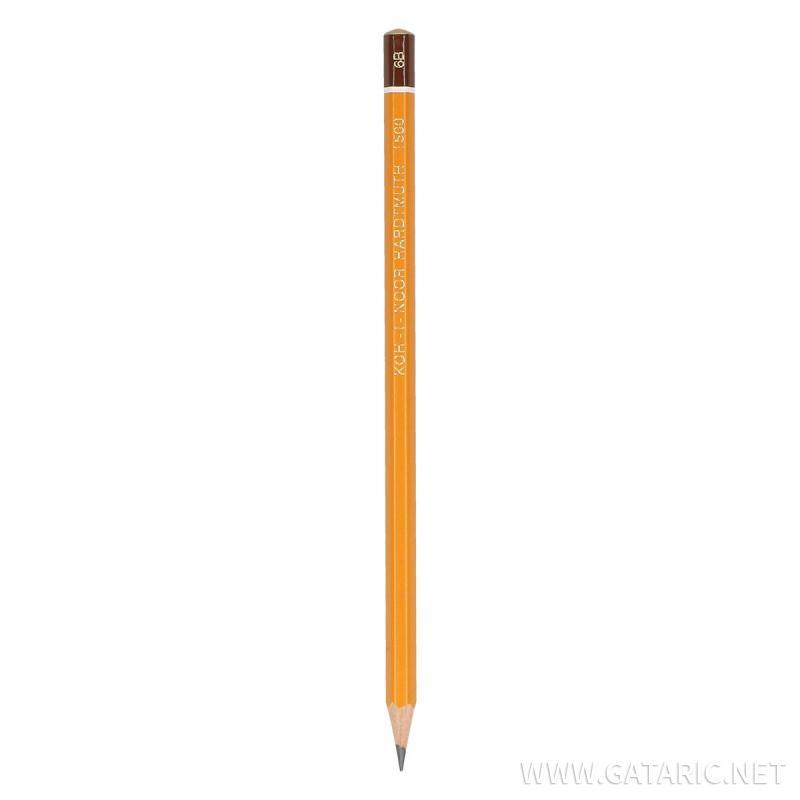 Drvena olovka 6B