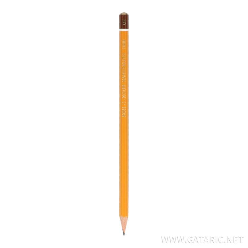 Drvena olovka 6H