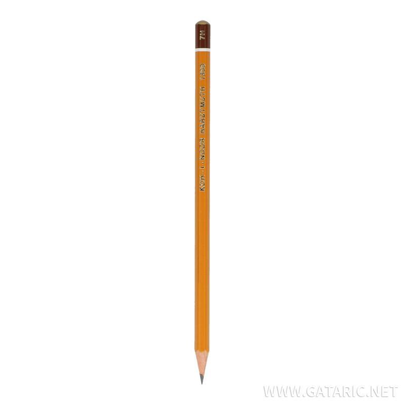 Drvena olovka 7H