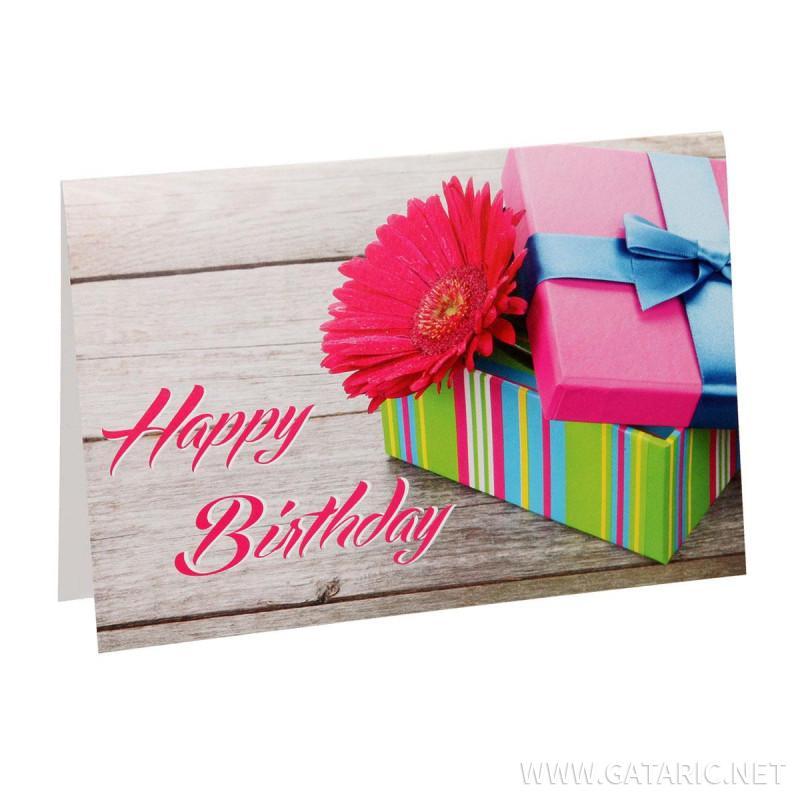 Čestitka ''Happy birthday 04